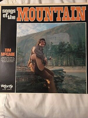 Songs Of The Mountain (Stone Mountain) Tim McGabe 1973