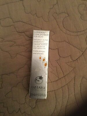 Liz Earle Superskin Concentrate For Night. 10ml. BNIB. Sealed