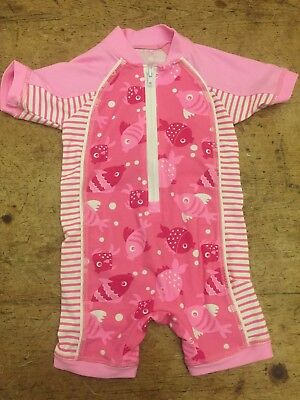 BABY GIRL 6-9 MONTH SWIMSUIT 'New'