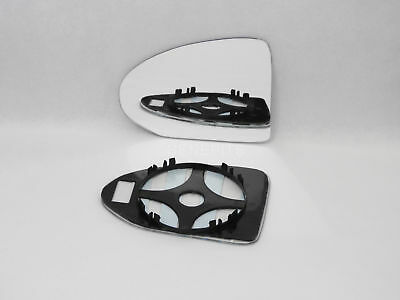 STRONG TAPE Left  //SA001 For Saab 93 2003-2013 Wing Mirror Glass Wide Angle