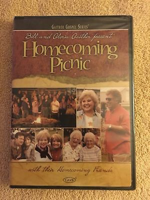 Gaither Gospel Series - Homecoming Picnic - Dvd - 2008 Release