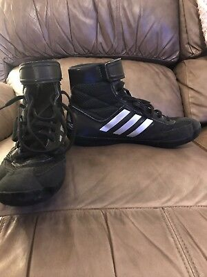 size 40 b3c9f 3a5a4 Adidas Combat Speed 5 Mens Size 7 Wrestling Shoes