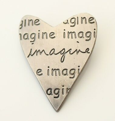 BROOCH heart-shaped, signed by the Studio...........