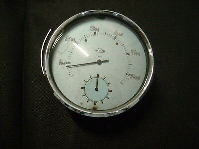 MG TC TD Tachometer with Clock