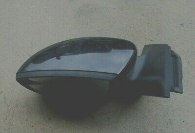 2015-2018 FORD FOCUS POWER DRIVER LEFT SIDE MIRROR OEM GLOSS BLACK