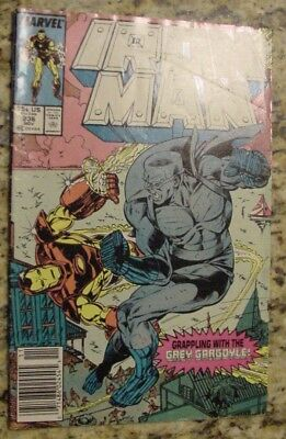 Iron Man #236 (Nov 1988, Marvel)