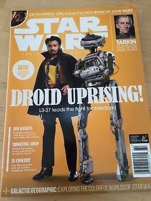 Star Wars Insider Magazine Issue #184 November 2018 Solo
