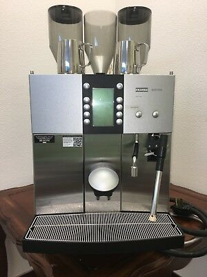 Franke Sinfonia Commercial Coffee, Cappuccino, Espresso Machine; great condition