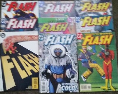 Flash (DC Comics 1987) 174-213 VF-NM includes 197, origin of Zoom!