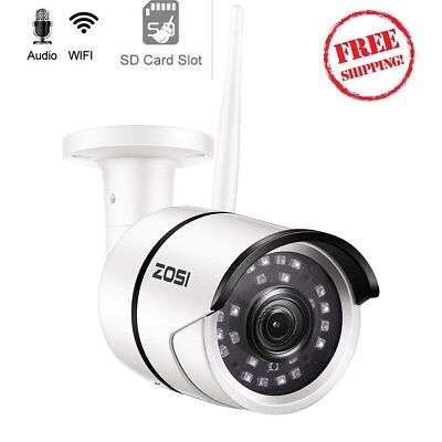 Wireless HD 1080P IP Camera Security Surveillance Night Vision Video WiFi Camera