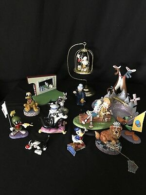 Mixture Lot Goebel Looney Tunes Spotlight Collection / DG