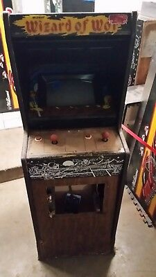 Wizard Of Wor Arcade Game Midway - Project Game