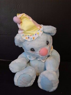 Precious Moments Hugs for the Soul Bear ~ PUT ON A HAPPY FACE #680850P NWOT