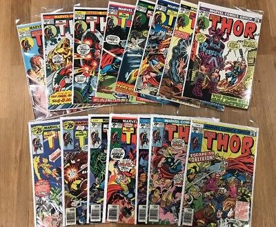 15 Bronze The Might Thor - Higher Middle To Higher Grades - Lot #30