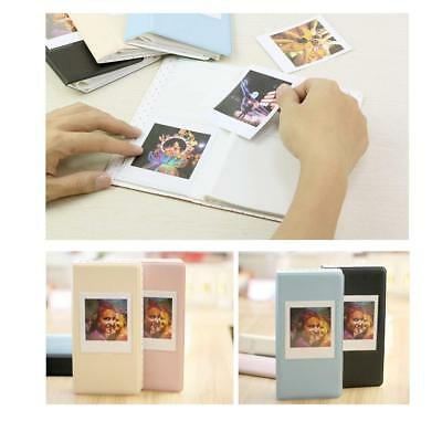 64 Pockets Photo Album Case Book For Fujifilm Instant Square SQ20 SQ10 SQ6 Films