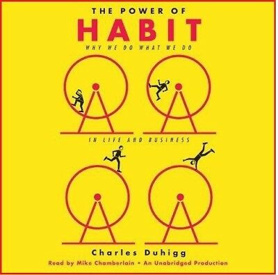 The Power of Habit Why We Do What We Do in Life... by Charles Duhigg(Audio Book)