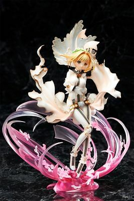 Hot, New Anime Fate/Extra CCC Saber Bride Special Edition PVC Figure