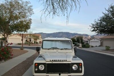 1980 Land Rover Defender 110 Awesome 1986 Right Hand Drive Defender 110, LQQK.....