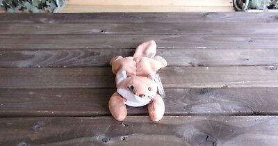 Sly The Beanie Baby Fox Vintage Ty Bean Bag Plush Babies