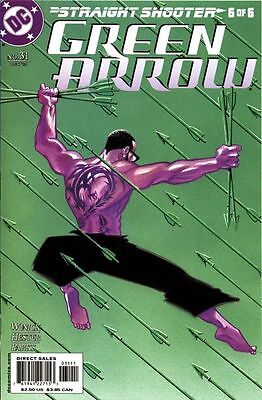 Dc Green Arrow #31 Comic Cw Tv Show Black Lightning