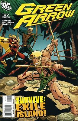 Dc Green Arrow #67 Comic Cw Tv Show Speedy
