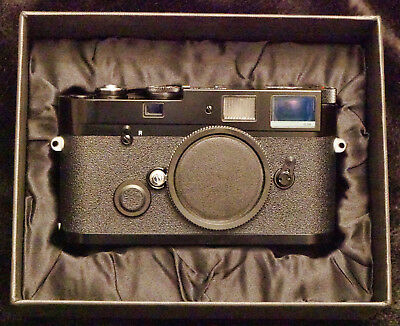 Leica MP 0.58 in black paint finish_ type10304
