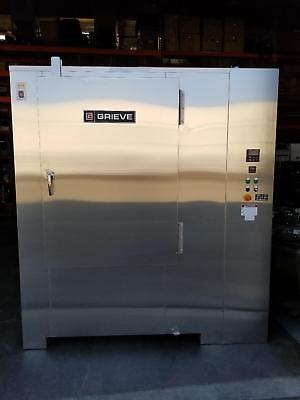 Grieve CLE-500 Class 100 Clean Room Oven - 38.3 Cu Ft - 500F