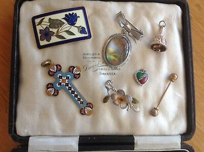 Lovely Lot Of Antique & Vintage Jewellery