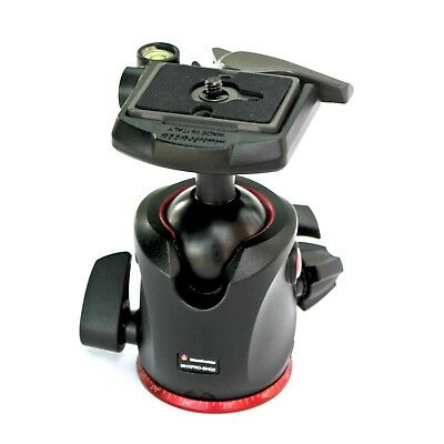 Manfrotto MHXPRO-BHQ2 Ball Head in Magnesium with plate - NEW