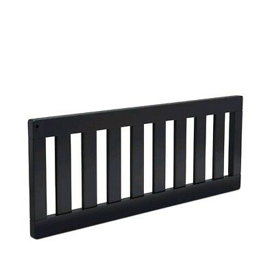 OpenBox, Delta Children No. 0086-001 Toddler Guardrail, Black