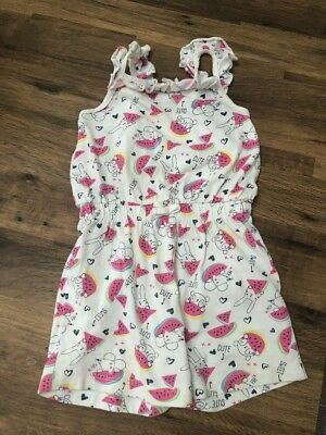 Girls Age 4-5 All In One Summer Suite  Holiday