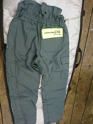 Chainsaw trousers Class 1 New Francital never worn size  M