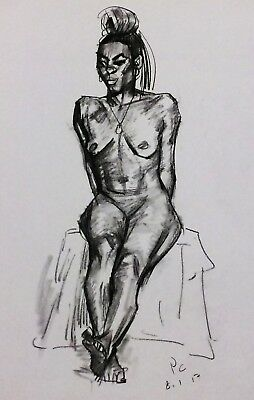 Master Drawing Paul Cheng's Life Drawing Art Custom Portrait from Photo
