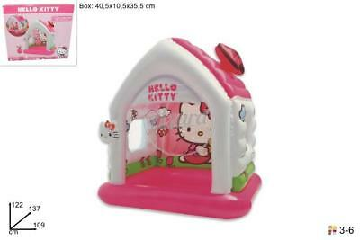 Casetta Hello Kitty 137X109X122Cmart 48631Np@