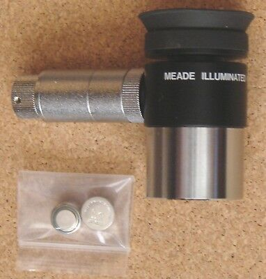 Meade 07066 1.25 in. Series 4000 MA 12 mm Wireless Illuminated Reticle Eyepiece