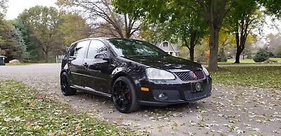 2009 Volkswagen Other SE 2009 VW GTI SE - Manual - Leather Seats