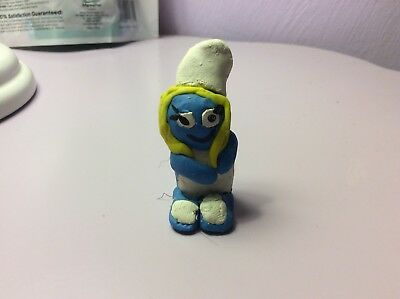 Clay Smurf