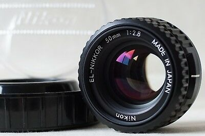 [NEAR MINT] Nikon EL-Nikkor 50mm F2.8 Enlarging Lens from Japan