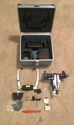 Denar Mark 320 Articulator and Slidematic Facebow with Accessories