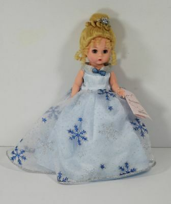 Madame Alexander Blue Crystal Princess Doll #36850  No Box