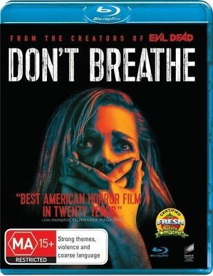 Don't Breathe (Blu-ray, 2018)