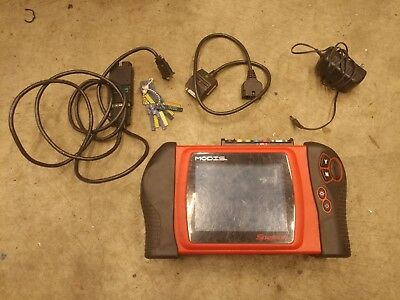 SNAP ON TOOLS EEMS300 Modis 16 2 Diagnostic Scanner & Lab Scope