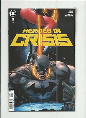 Heroes in Crisis #2 very fine/near mint (VF/NM) condition