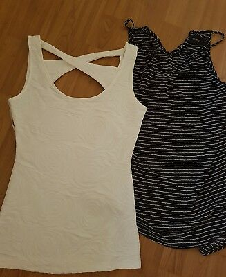 Ladies tops by MINKPINK & Valley girl - Size S