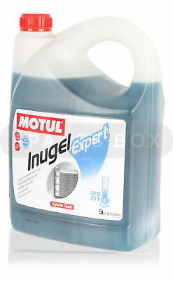 Motul Inugel Expert Coolant Anti-Freeze 5L fits Ford Fairlane 4.0 (AU), 4.0 E...