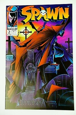 Spawn Lot (issue #2 & #3) 1992 Image Comics , Todd McFarlane art