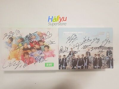 """The Boyz """"The Start"""" 2nd Mini - Autographed(Signed) Promo Album (2.25 updated)"""