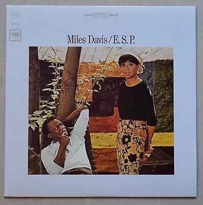 MILES DAVIS - E.S.P. - Columbia Records / Sony Music Direct Japan - 180g
