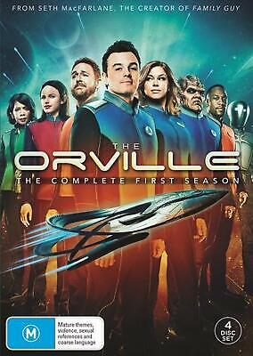 Orville, The : Season 1 - DVD Region 4 Free Shipping!