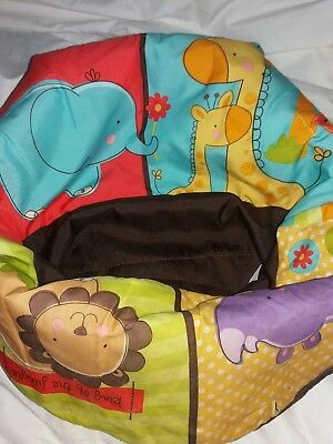 Fisher Price Luv U Zoo Jumperoo Fabric Seat Cover Replacement Part